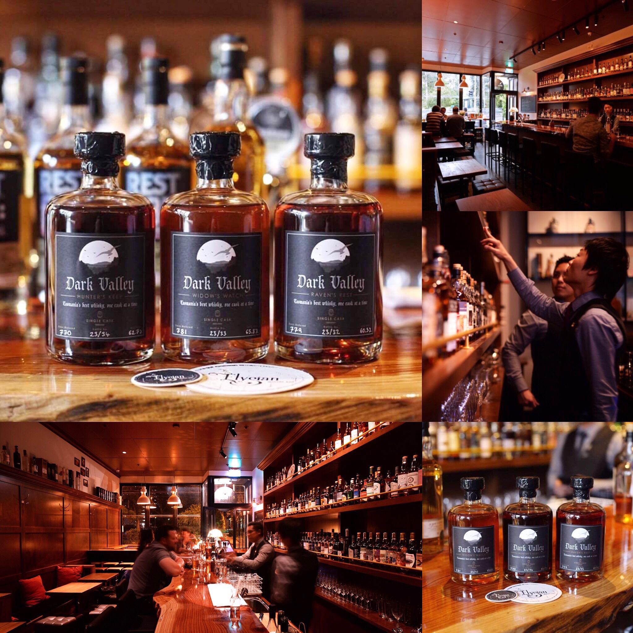 Dark Bars - Dark Valley Whisky